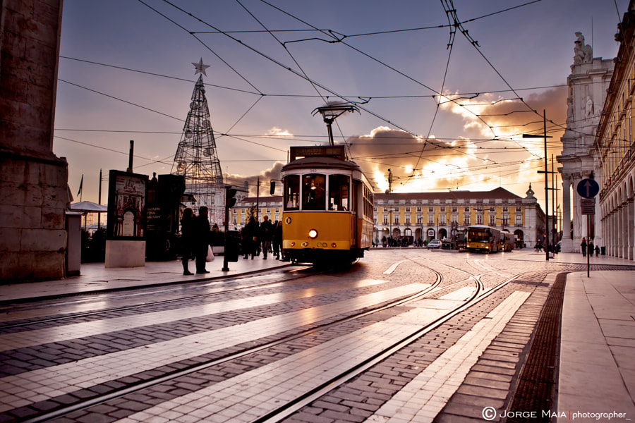 Lisbon light by Jorge Maia on 500px.com