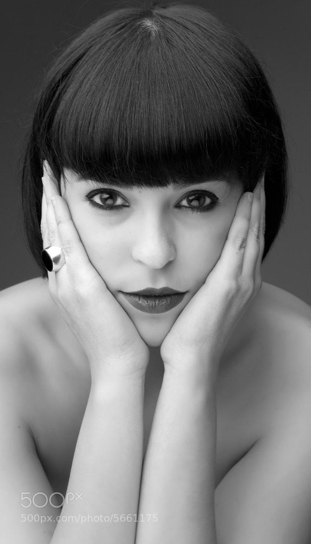 Photograph Vicky by Oscar Padi  on 500px