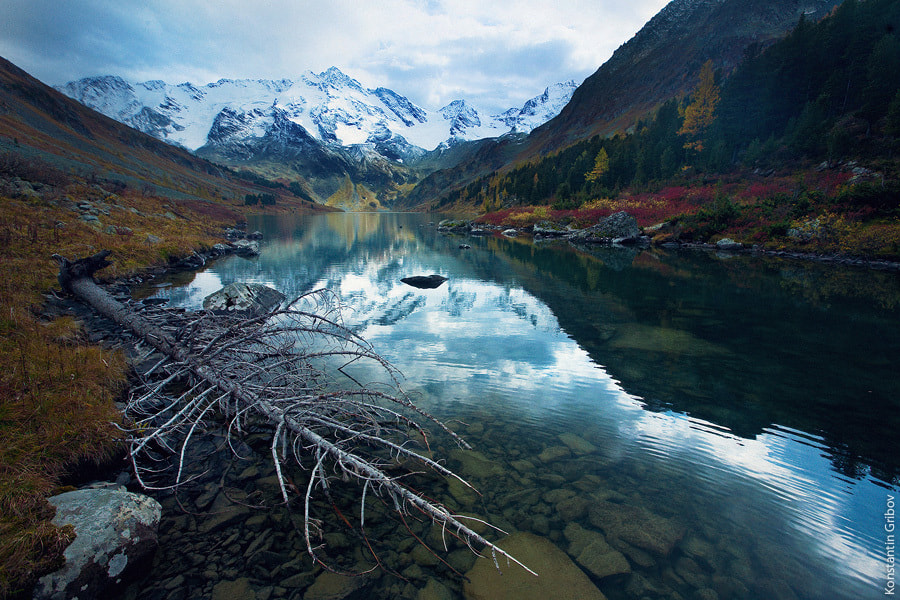 Photograph Altay by Konstantin Gribov on 500px