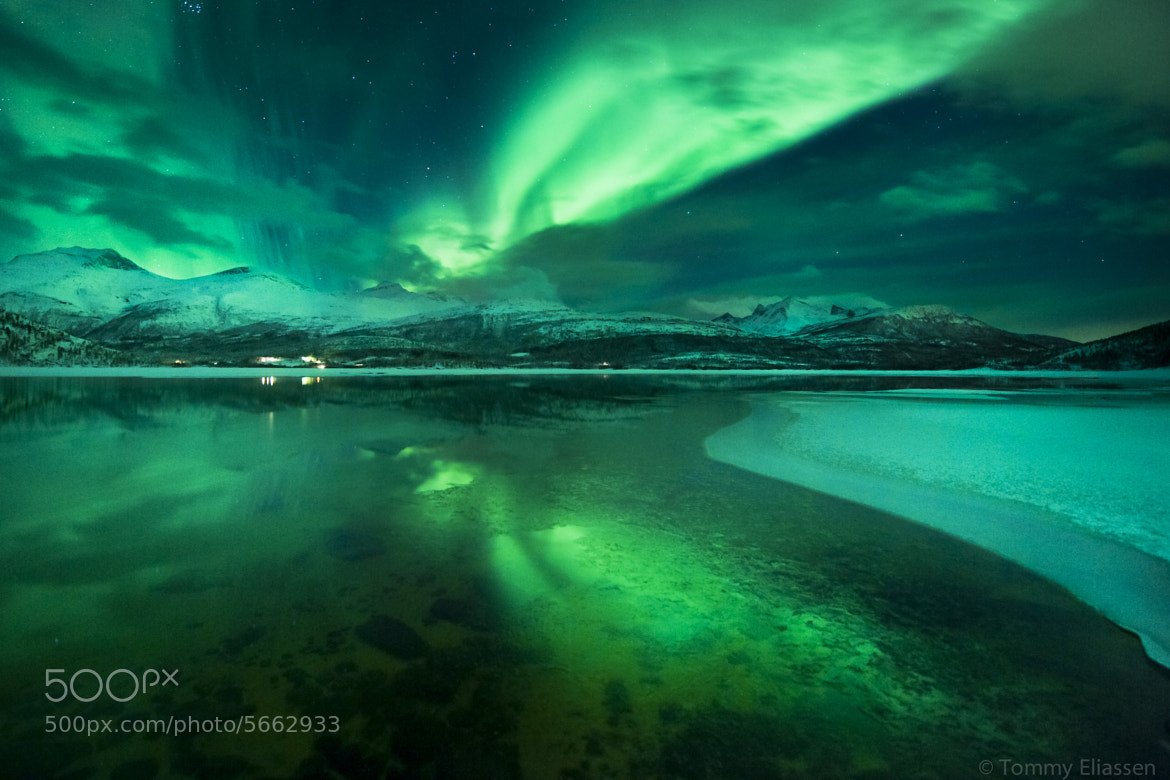 Photograph Hamarøy by Tommy Eliassen on 500px
