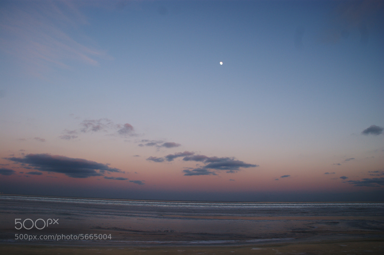 Photograph Moonlight over the ocean by Liv Kristin Vanggaard Kaupang on 500px