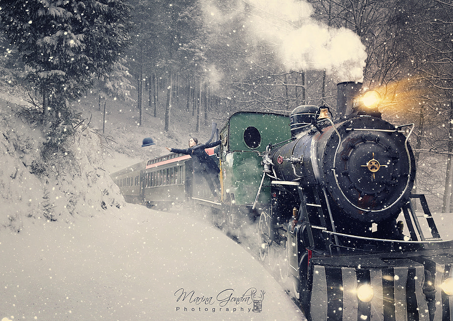 Photograph The Journey Begins by Marina Gondra on 500px