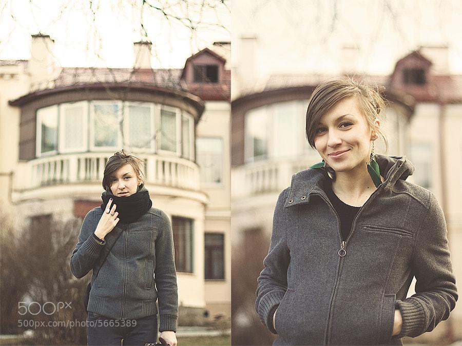 Photograph Street by Viktor Sorow on 500px