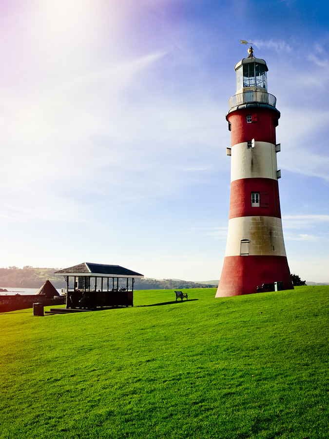 Photograph Plymouth / Smeaton's Tower by Tomasz Wieczorek on 500px