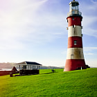 Постер, плакат: Plymouth Smeaton's Tower