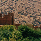 Постер, плакат: Kasbah in the Atlas