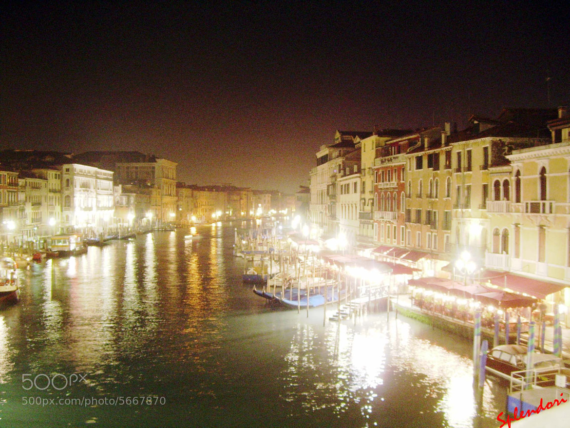 Photograph Canal Grande by Stefano Splendori on 500px