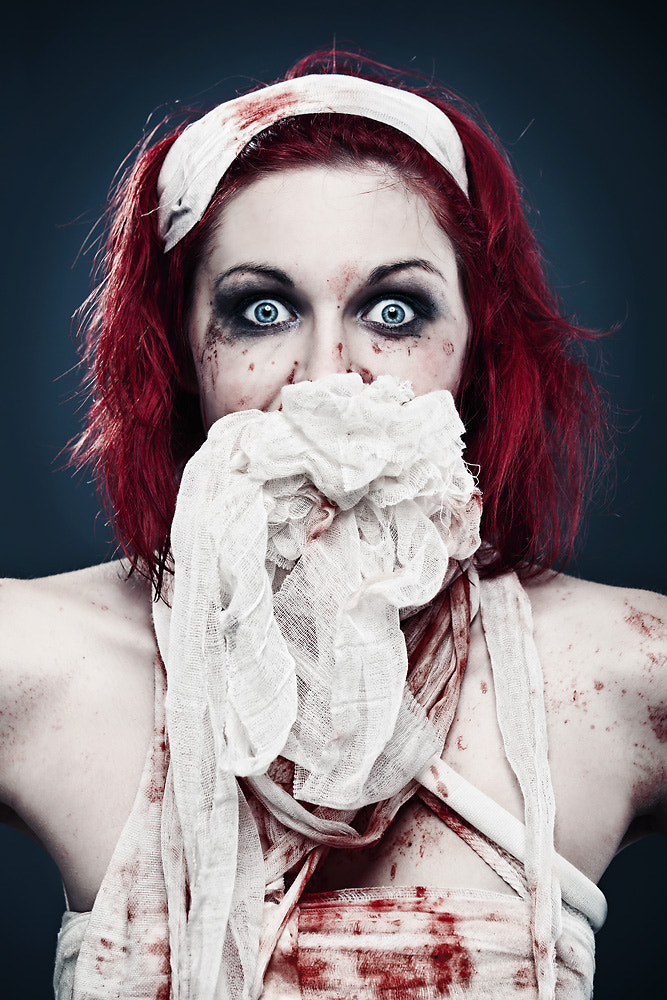 Photograph the Nurse by Christoph Ruhland on 500px