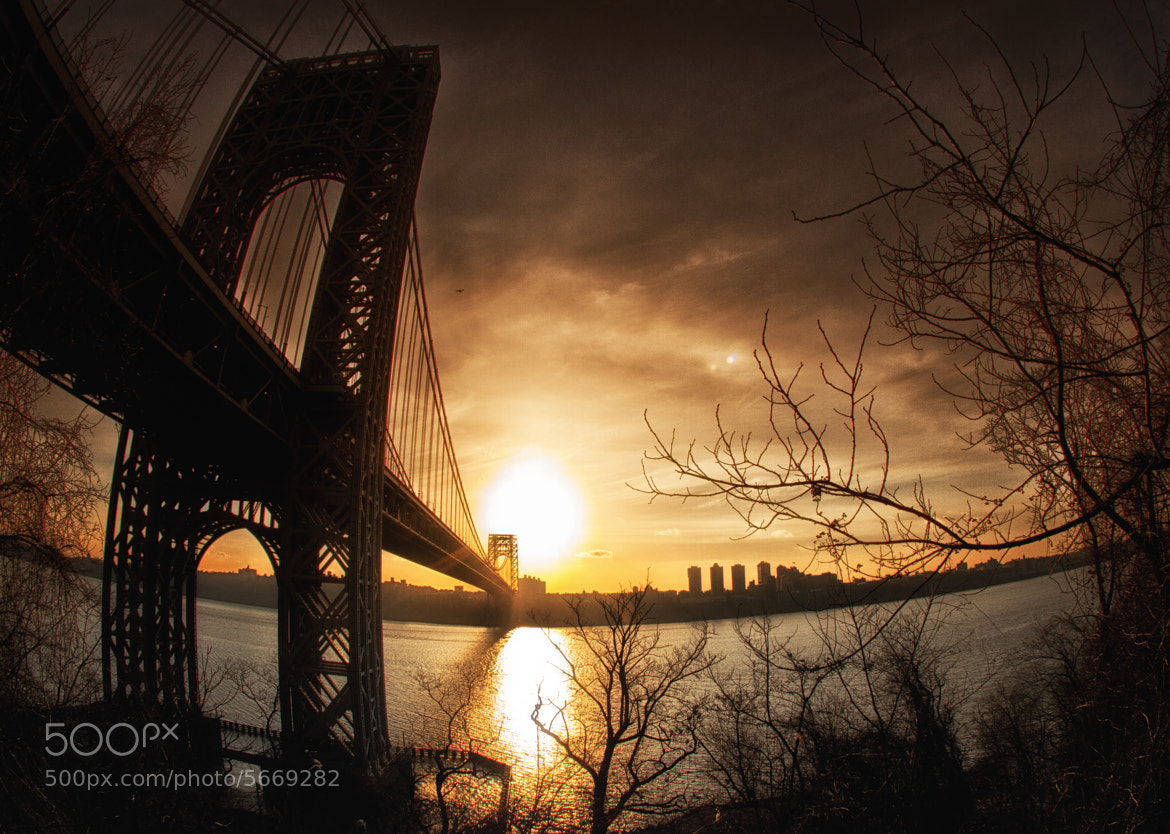 Photograph Bridge to the sun by Cemhan Biricik on 500px