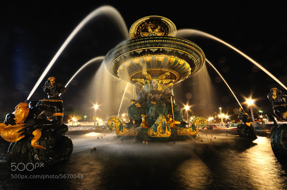 Photograph Fontaine by Ulrich Lambert on 500px