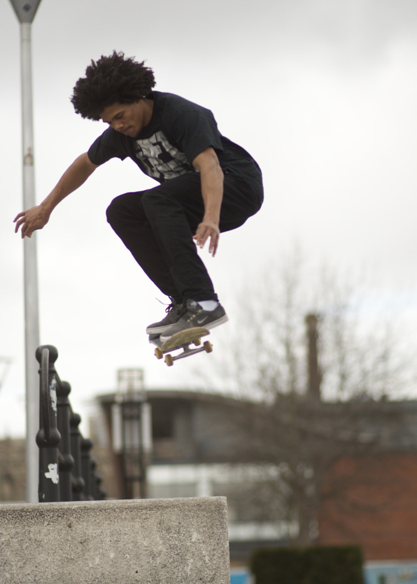 Photograph Skateboarder by Craig MacLeod on 500px