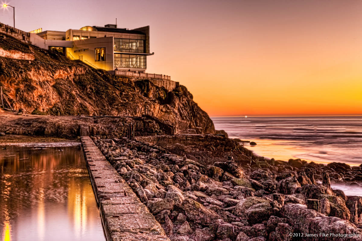 Photograph Sutro Baths and Cliff House by James Fike on 500px