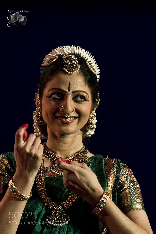 Photograph Classical Dancer by Manoj Kulkarni on 500px
