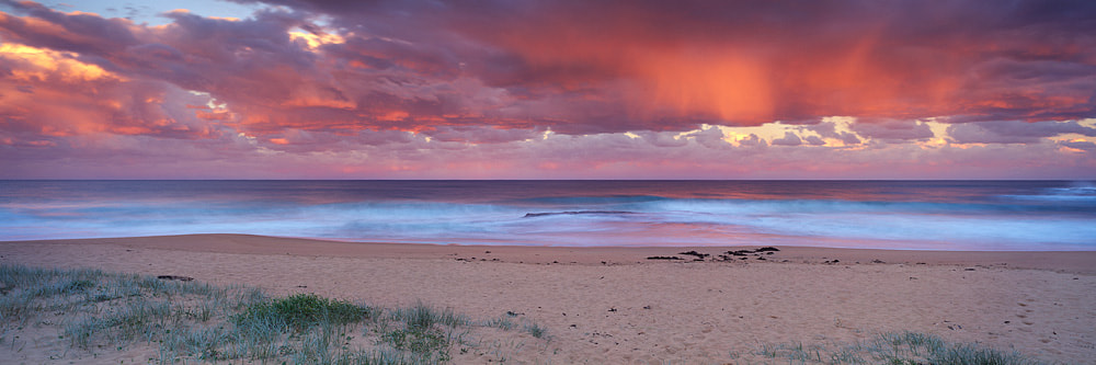Photograph Turimetta Beach, Northern Beaches, Sydney by Matt Lauder on 500px