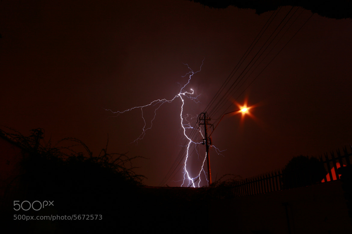 Photograph Lightning Storm 4 by David Preston on 500px