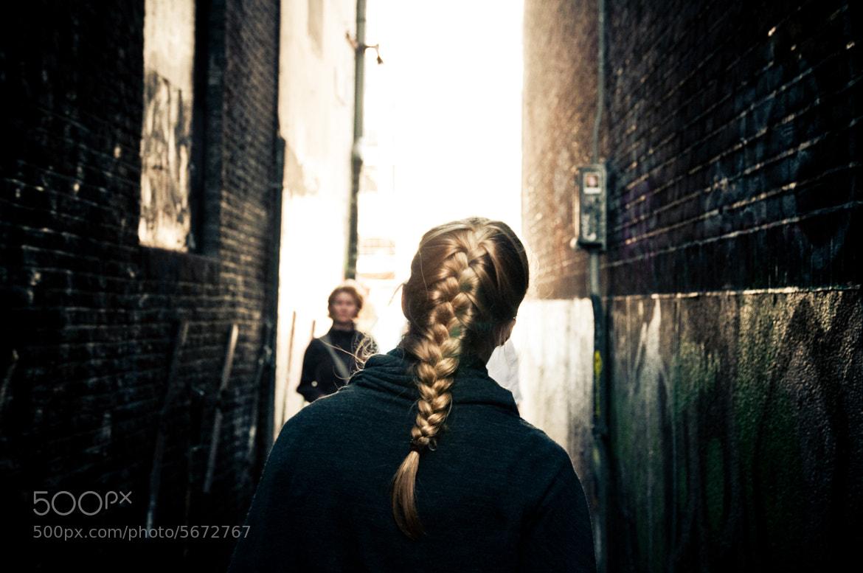 Photograph Into the light by Sam van Vlerken on 500px
