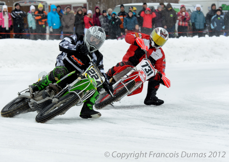 Photograph Race on Ice by Frank Dumas on 500px