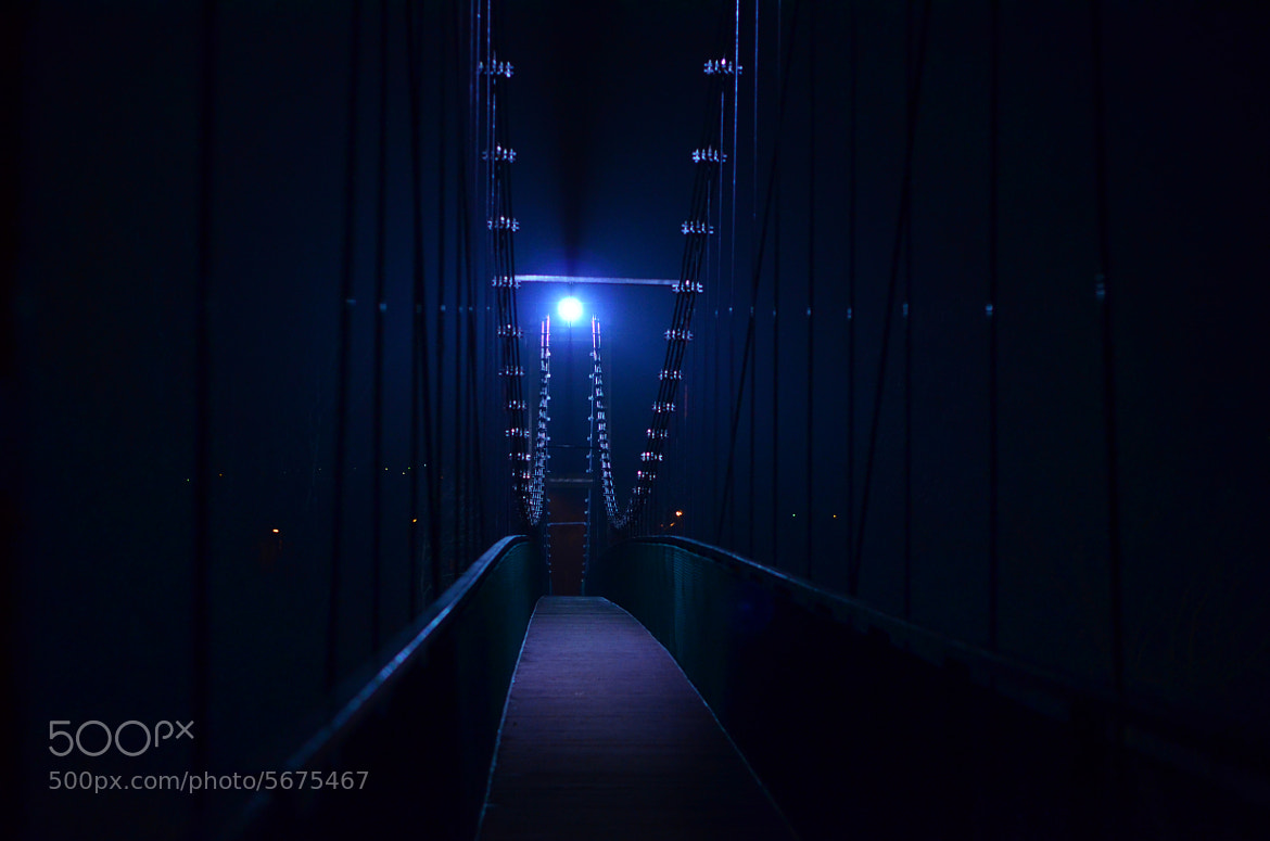 Photograph Nights spent on the bridge. by Slawek Potasz on 500px