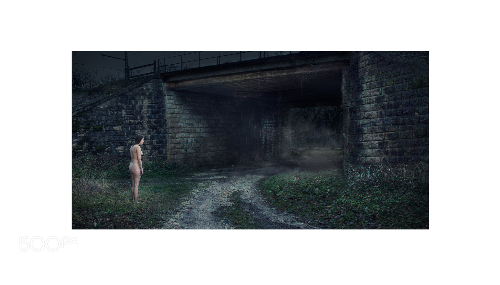 Photograph Lost in bridge by Julien Dumas on 500px