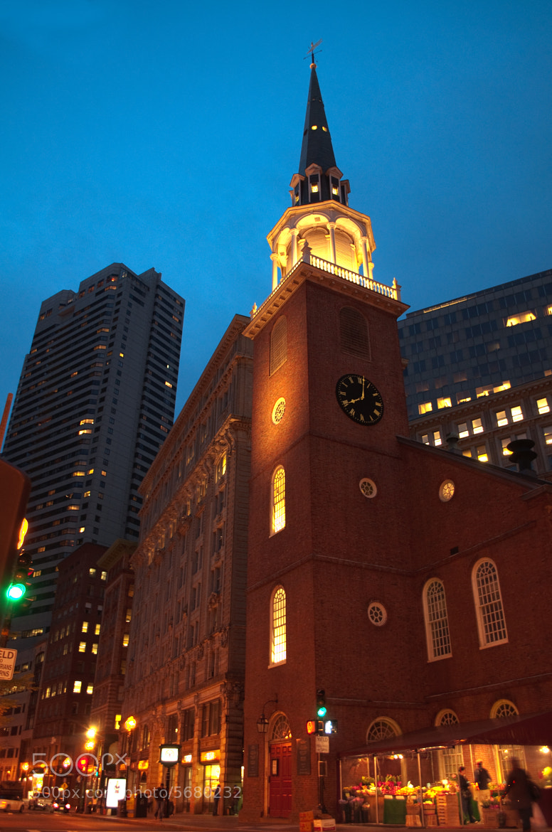 Photograph Old South Meeting House by Benjamin Harrington on 500px