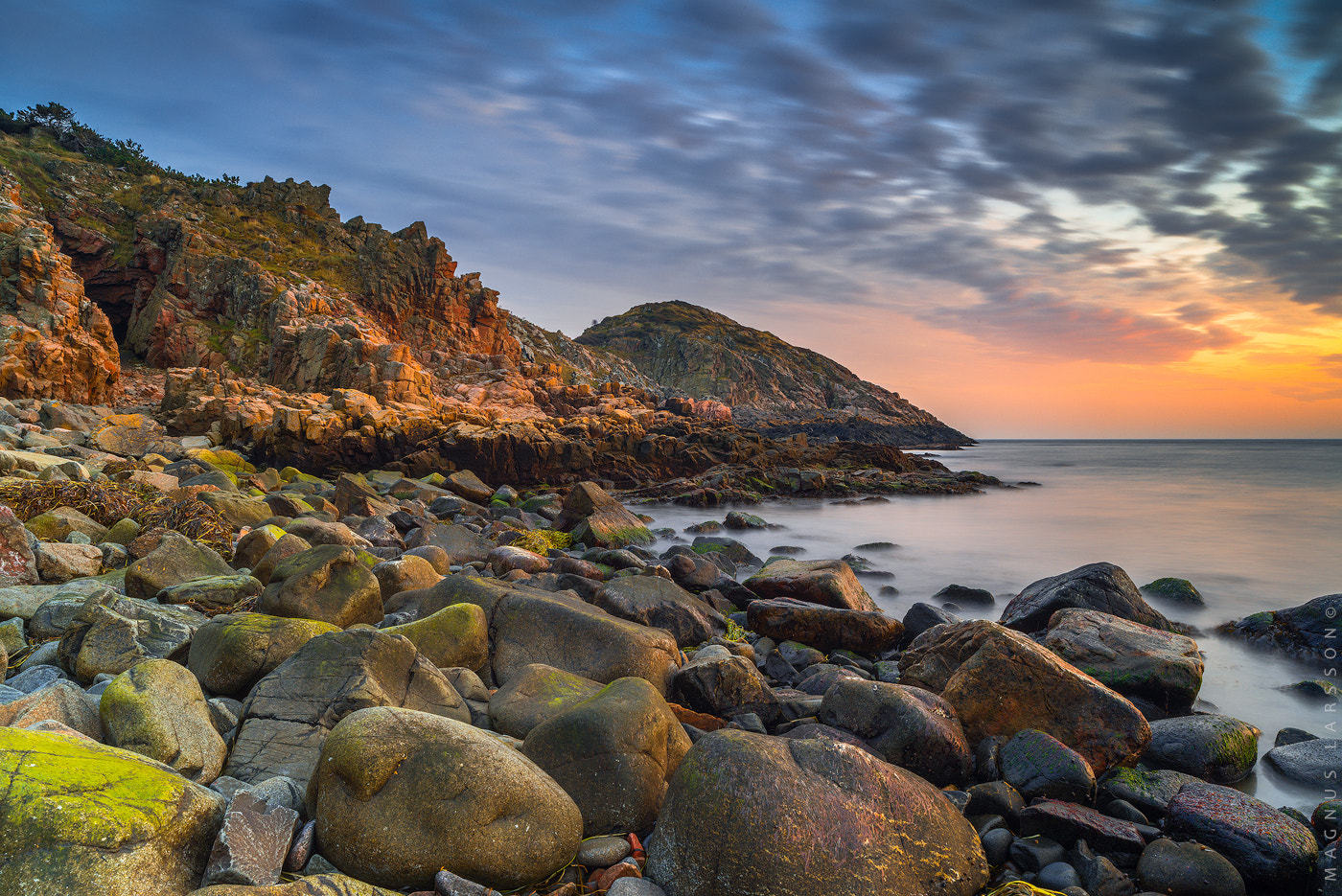 Photograph Sunset at Silver Cave by Magnus Larsson on 500px