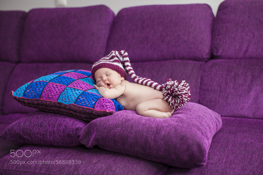 Photograph Baby girl by Tetyana Moshchenko on 500px