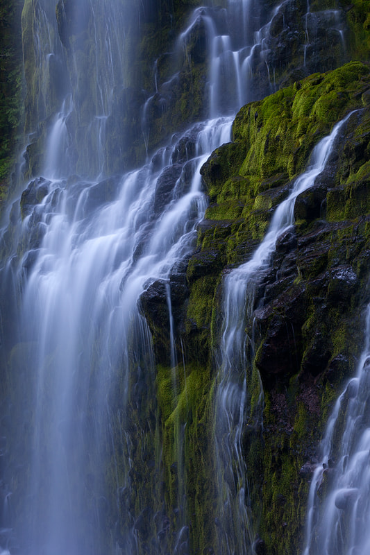 Photograph Lower Proxy Falls, Oregon by Marc Draeger on 500px