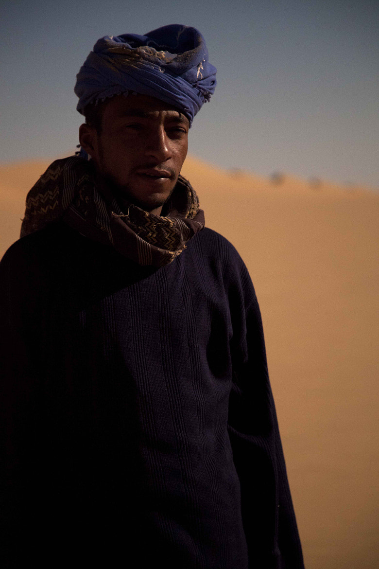 Photograph The Saharan Bedouin people by Leandro Sanchez on 500px
