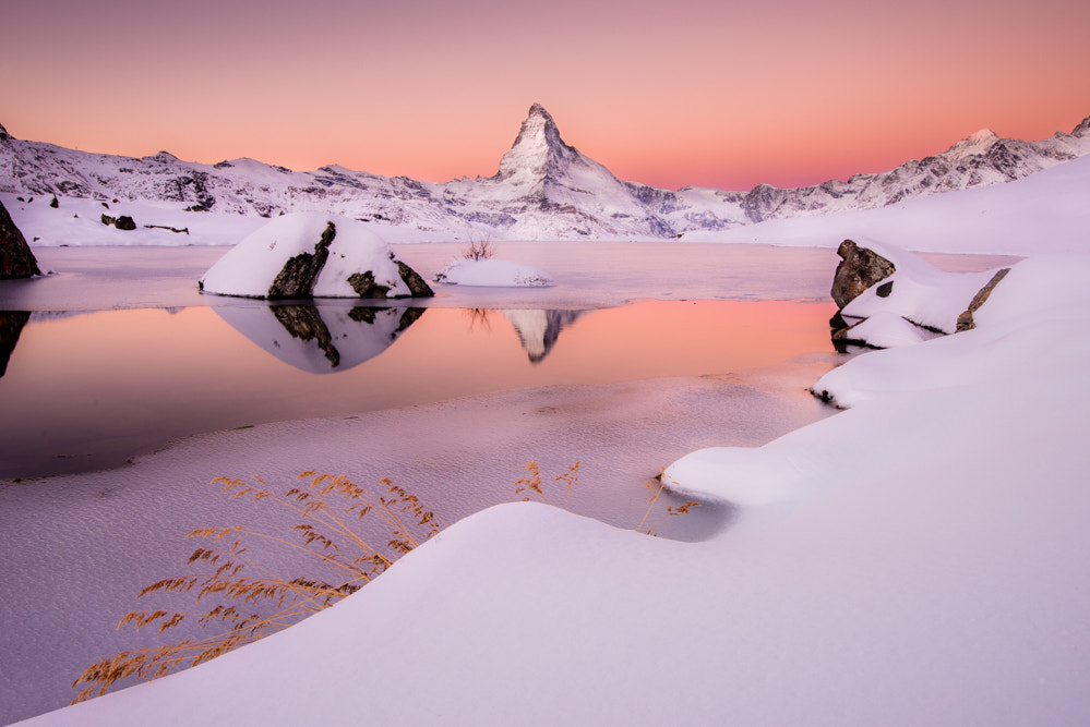 "Photograph ""Soft Winter"" Switzerland by Dan Ballard on 500px"
