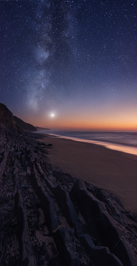 Photograph Milky Waves by Nicholas Lee on 500px