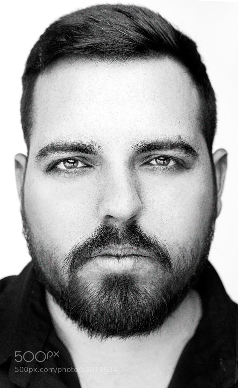 Photograph Beard by Drew Poland on 500px