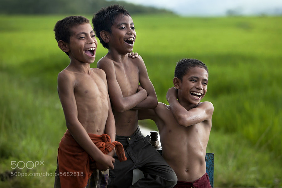 Photograph Smiling Face by Jeffry Surianto on 500px