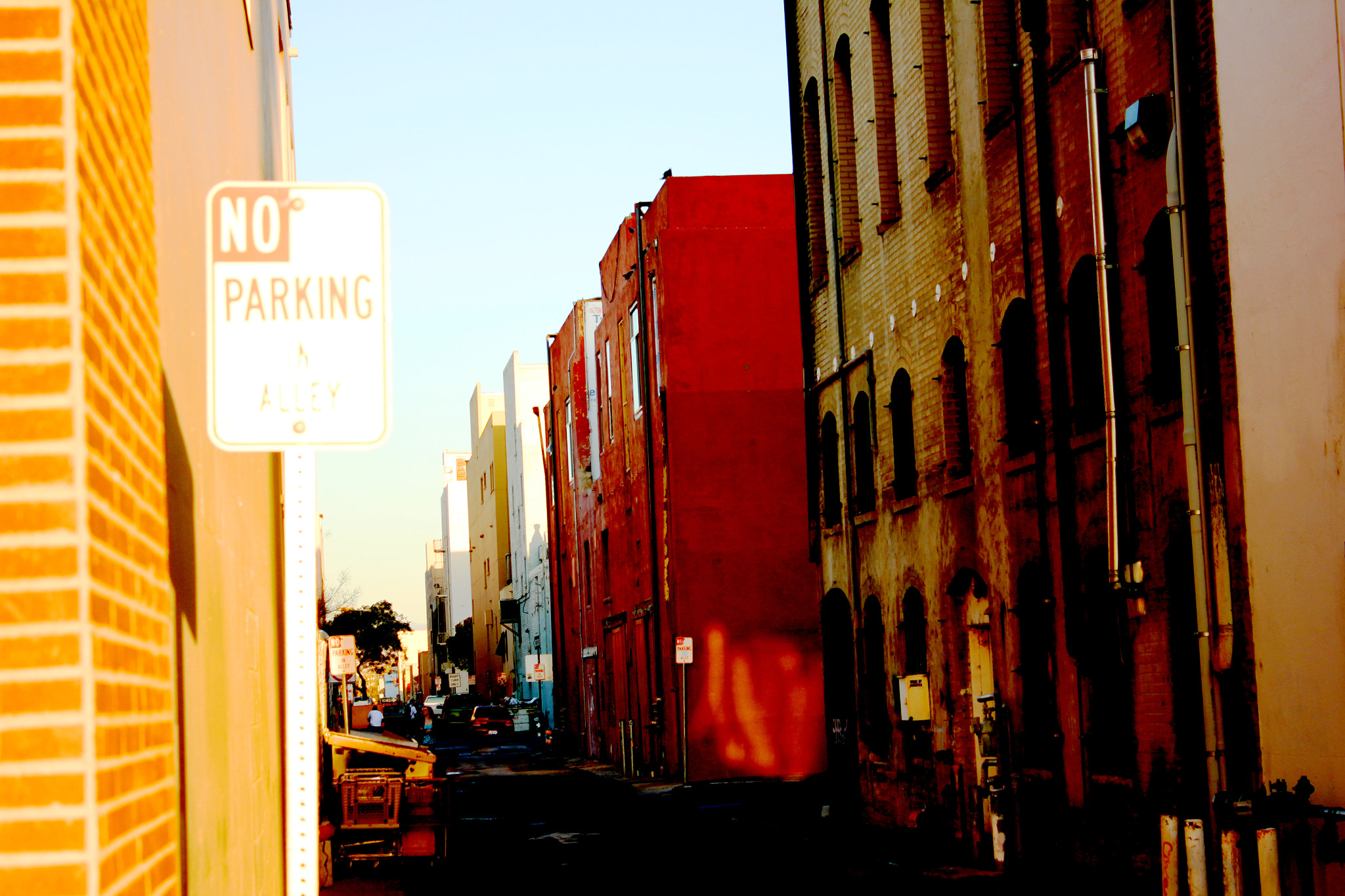 Photograph Random Alley  by Jay  Hines on 500px