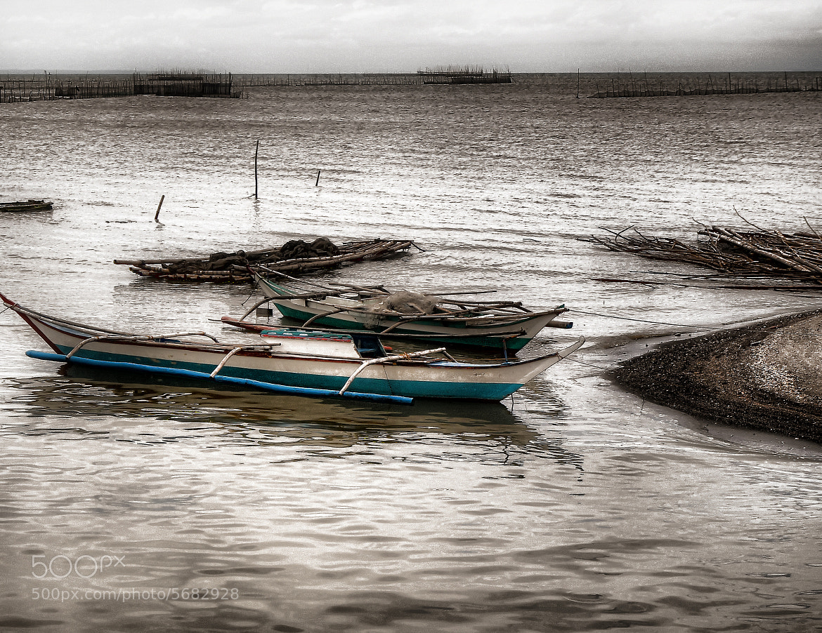 Photograph On the Beach by raymond catedral on 500px