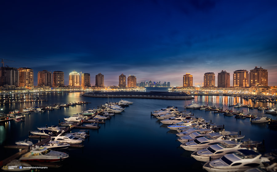 Porto Arabia by Hammad Iqbal on 500px.com