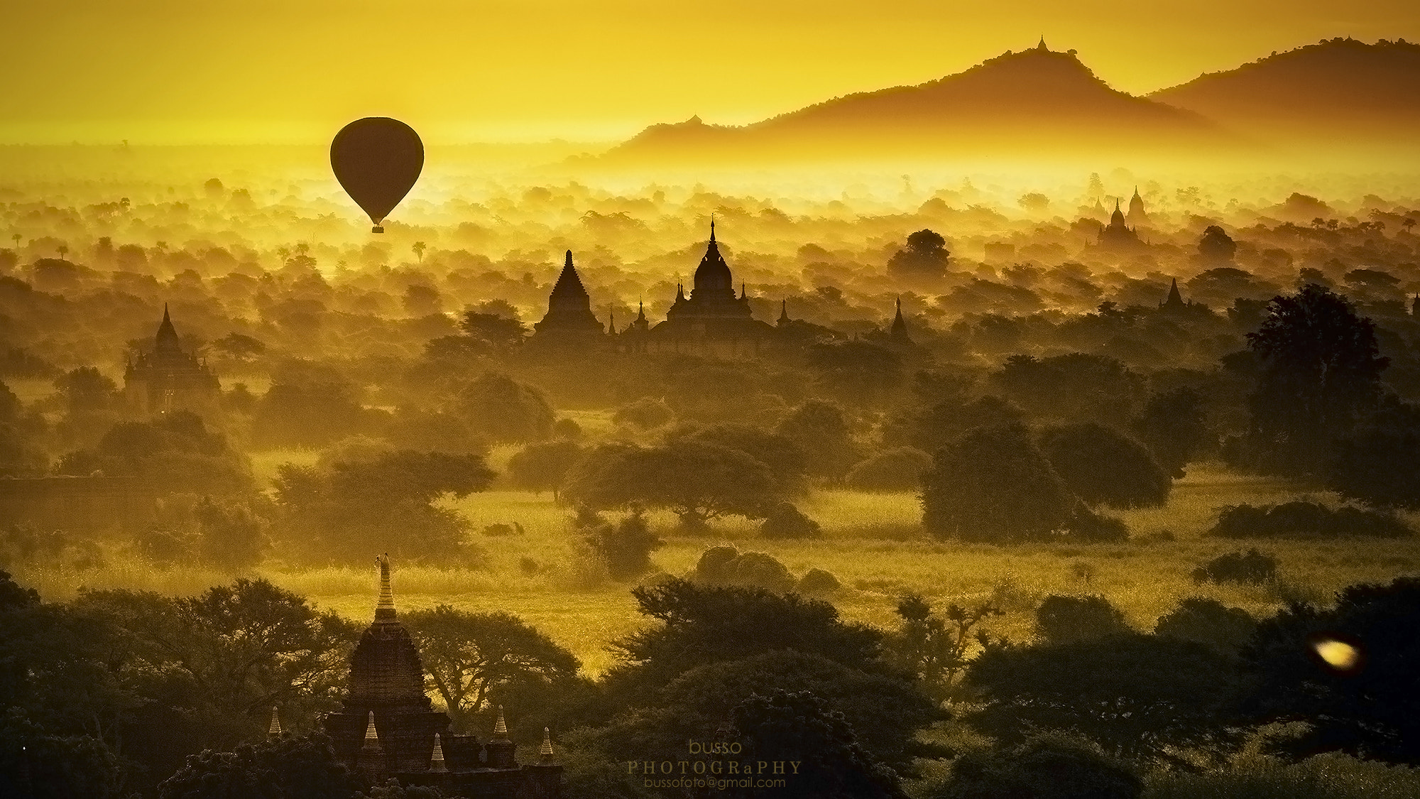 Photograph Bagan : The Golden Empire by Pakpoom Tirachittanuwattana on 500px
