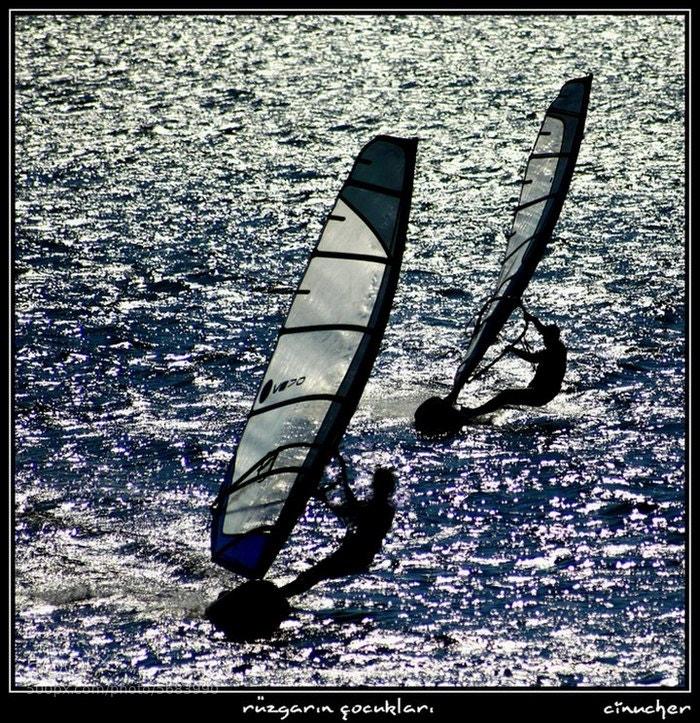 Photograph wind surfing by Hüseyin  Göçmenler on 500px