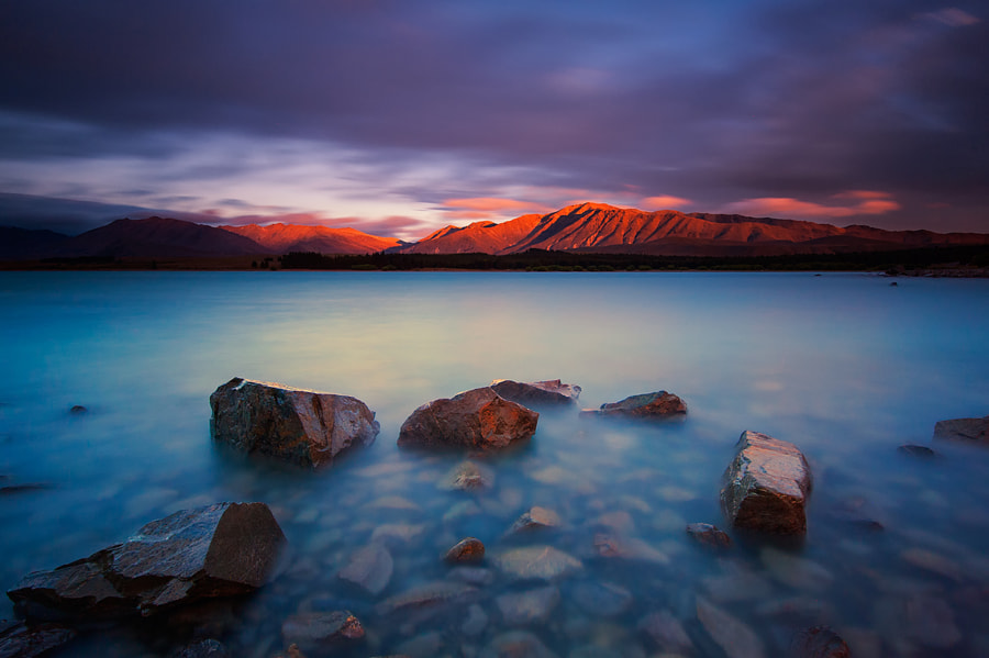 Photograph Lake Tekapo by Aonlawon : on 500px