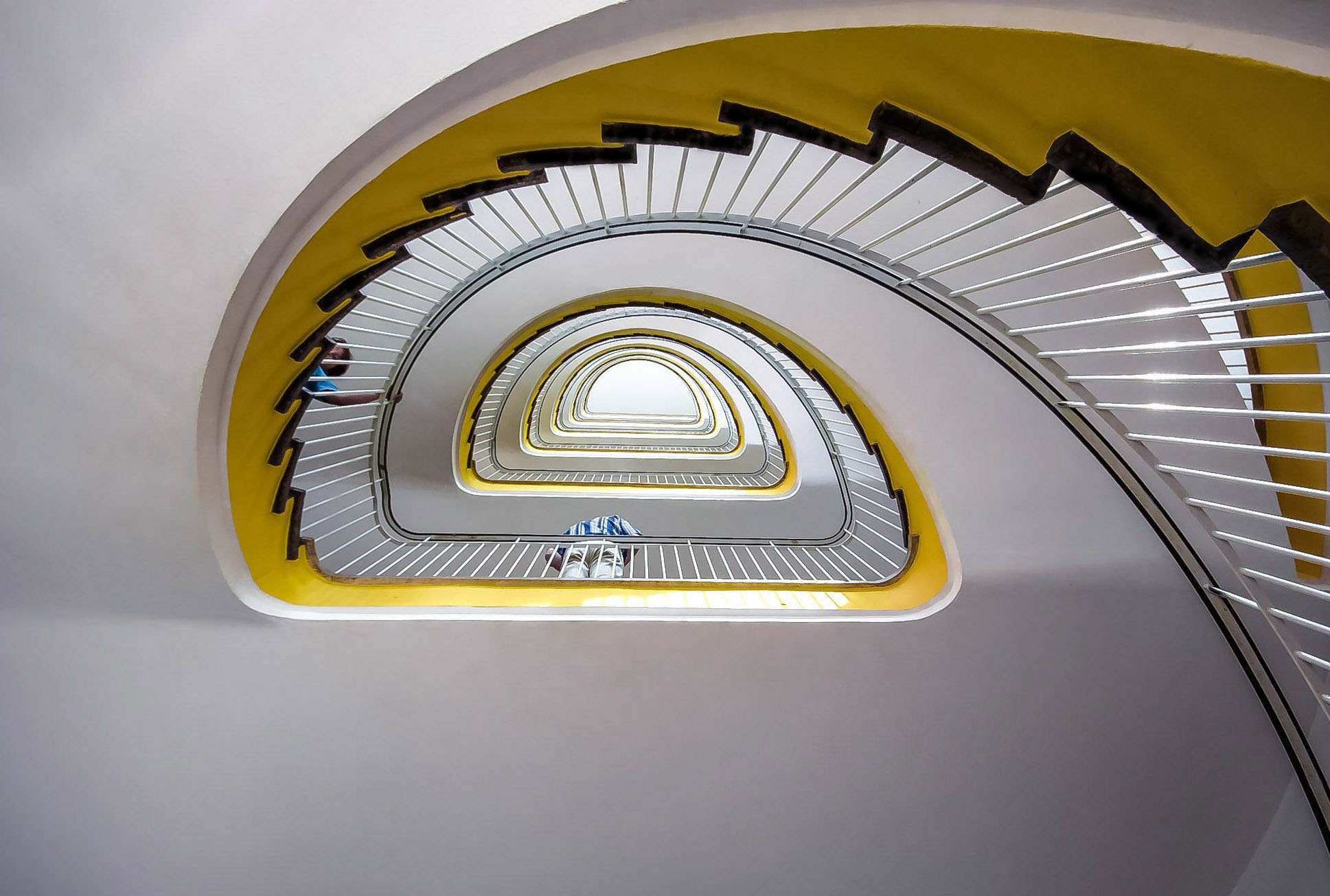 Photograph standing on the first floor - by b-hessmann on 500px