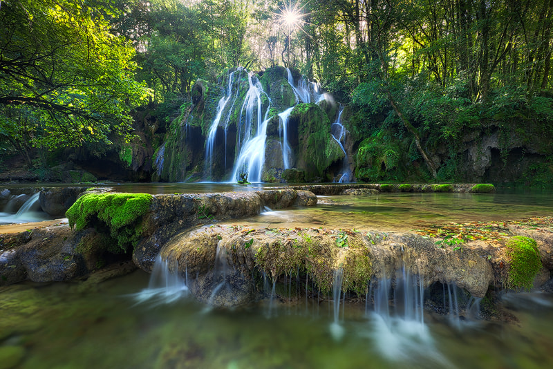 Photograph Cascade de Tuf by Tobias Richter on 500px