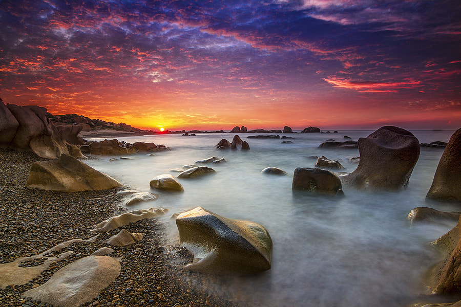 Sunrising by Duy Nguyen on 500px.com