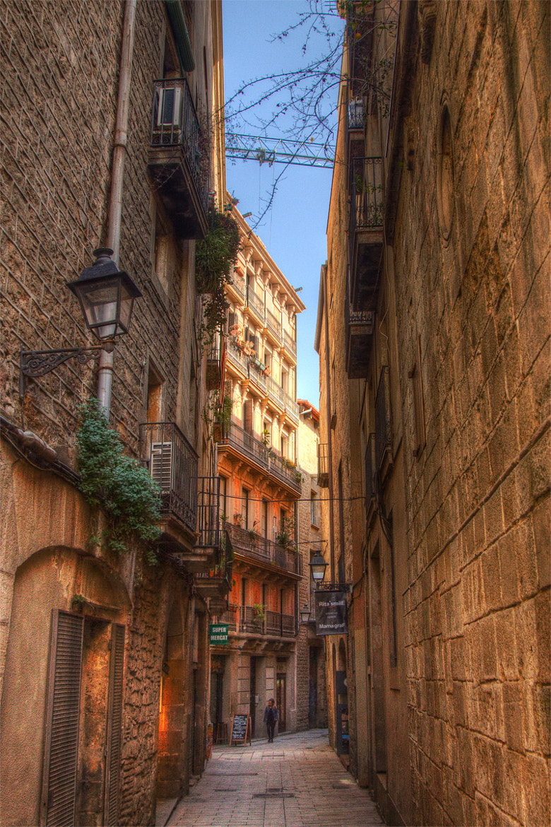 Photograph Streets of Barcelona by Christiaan Slot on 500px