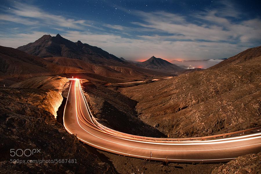 Photograph Fayagua nocturna 2 by Juan Antonio Santana on 500px