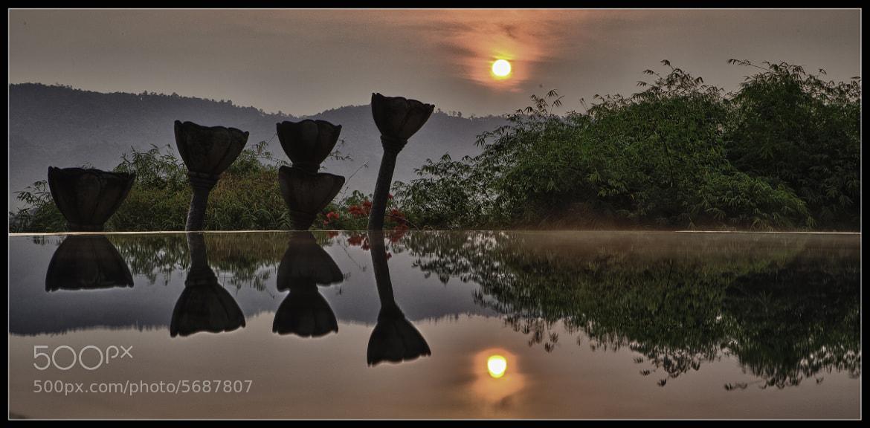Photograph Morning Mist by Dan Cadden on 500px