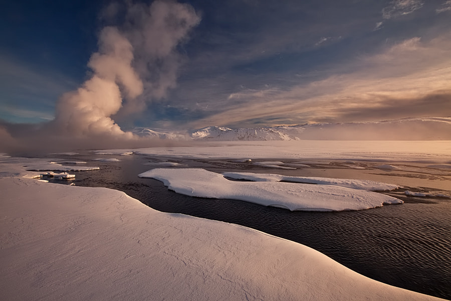 Photograph Hot and Cold by Bragi Ingibergsson - BRIN on 500px