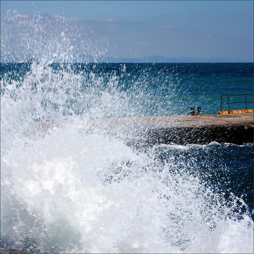 Photograph Wave by Alla  Lora on 500px