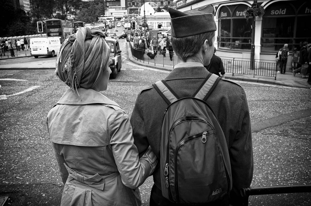 Photograph Backpack To The Future by 35mm Street on 500px