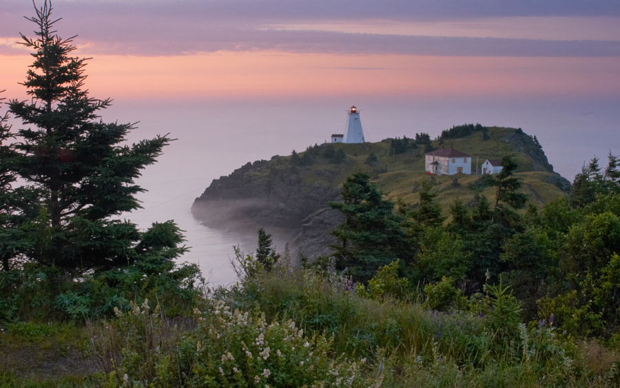 Photograph Swallowtail Lighthouse, Grand Manan Island by Robert Williams on 500px