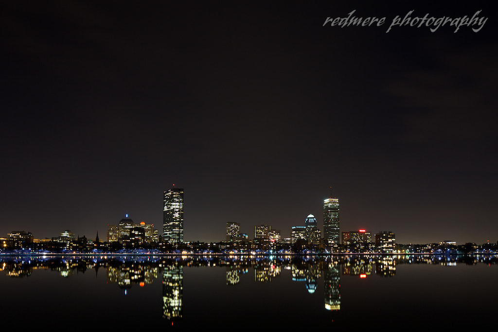 Photograph Boston's Back Bay by Redmere Photography on 500px