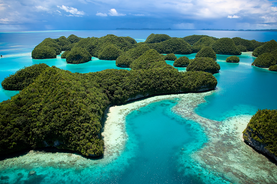 Palau by Jody MacDonald on 500px.com